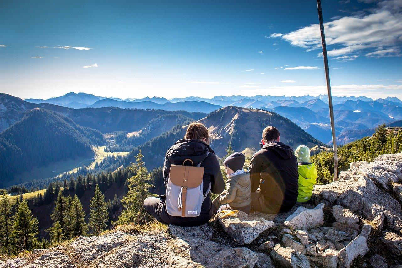 panorama, alpine, good view
